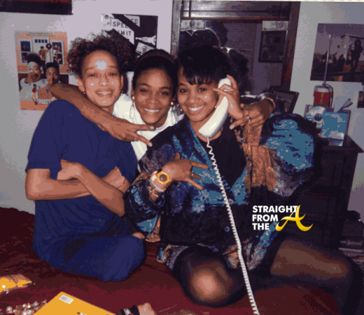 Original TLC Group - StraightFromTheA