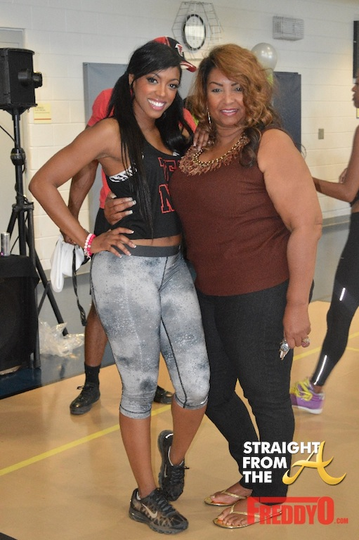 Porsha Stewart And Her Mom Straight From The A Sfta