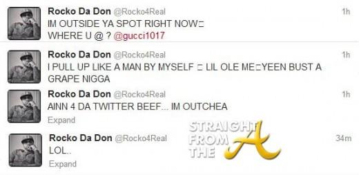 Rocko-tweets