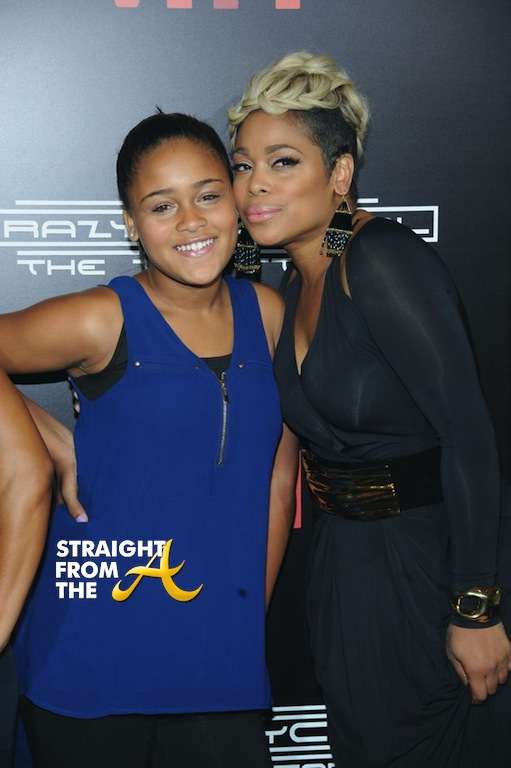 T Boz with daughter Chase Rolison