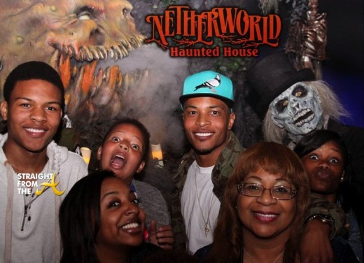 TI and Family Netherworld Atlanta