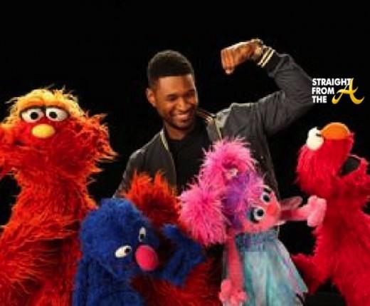 Usher ABC Song StraightFromTheA 2013