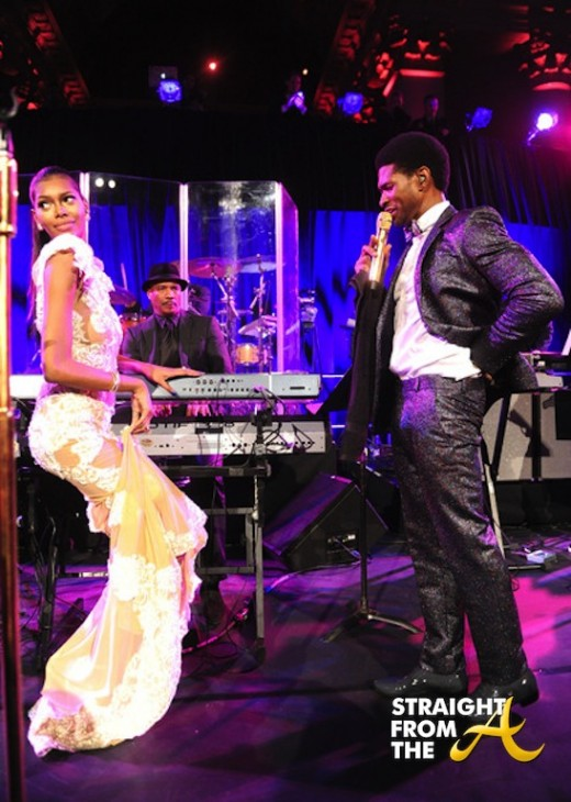 Usher Angel Ball NYC 2013 4