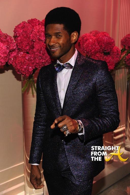 Usher Baby Fro 1
