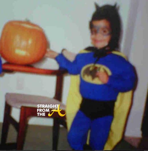 Baby Drake Batman