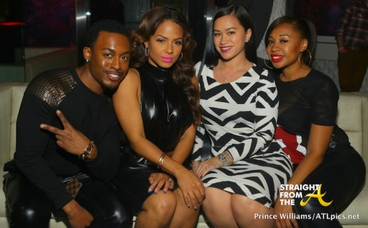 Christina Milian Sarah Vivan Party in ATL-6