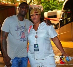 Gucci Mane Deb Antney StraightFromTheA 2
