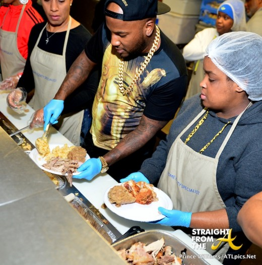 Jeezy Feeds Homeless-5