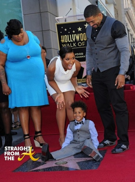 Jennifer Hudson Hollywood Walk of Fame 2013-5