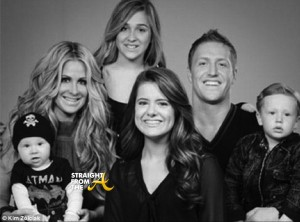 Kim Zolciak Kroy Biermann Family 2013 StraightFromTheA