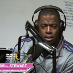 Kordell Stewart Speaks Out About Divorce from Porsha & Gay Rumors… [VIDEO]
