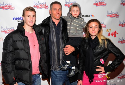 Kris Benson (Former Mets Pitcher) and Family