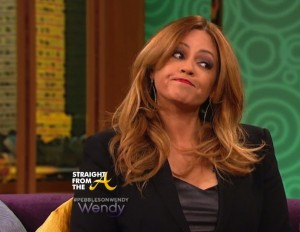 Pebbles on Wendy Williams StraightFromTheA 2