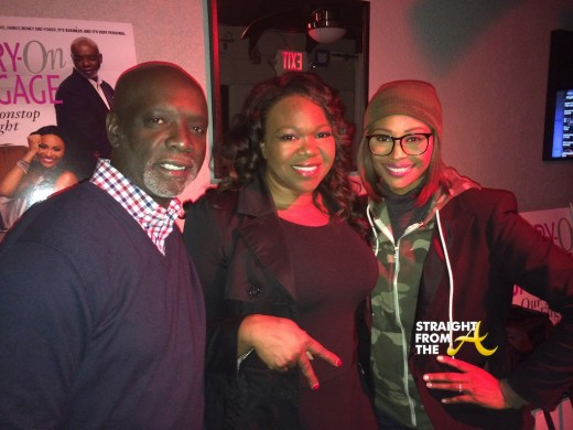 Peter Thomas Michelle ATLien Brown Cynthia Bailey 2
