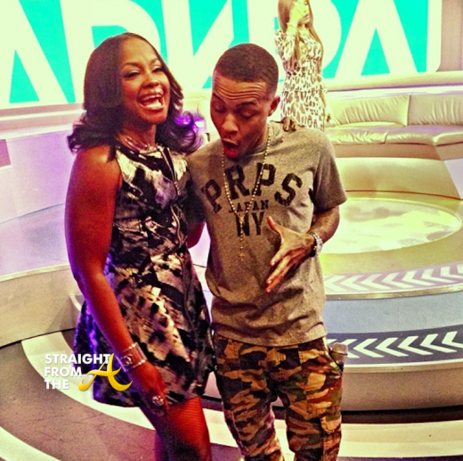 Phaedra Parks Bow Wow