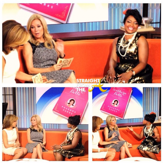 Phaedra Parks Today Show 2