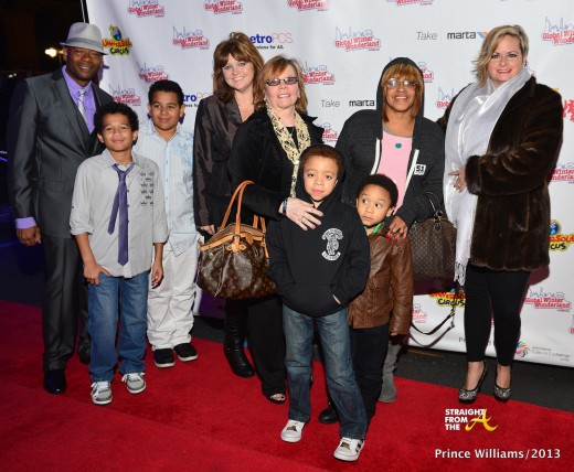 T.I. Family Winter Wonderland SFTA