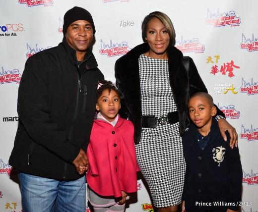 Towanda Braxton and Family SFTA 2
