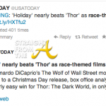USA TODAY Race-Themed Twitter Headline