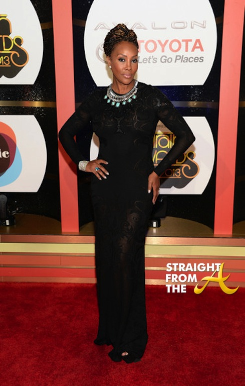 Vivica Fox - 2013 Soul Train Awards 1