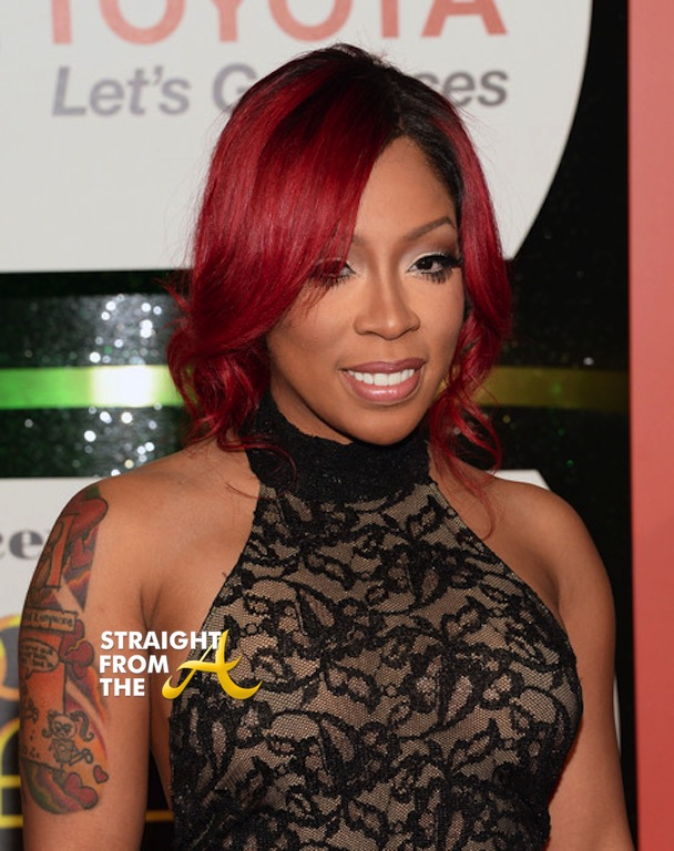 Whasserface aka K Michelle 2013 Soul Train Awards 1 K Michelle 2013 Body