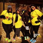 Tameka Raymond Honors Deceased Son Kile Glover With 'Give Thanks' 5k Run/Walk Event… [PHOTOS + VIDEO]