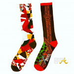 Big Boi Crooks & Castles Socks StraightFromTheA-13