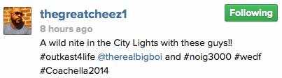 Cheeze Tweet 1