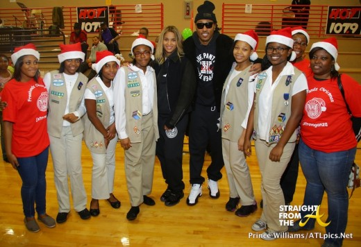 Future Ciara Give Back StraightFromTheA