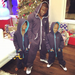 Kevin Hart and Sons Christmas 2013