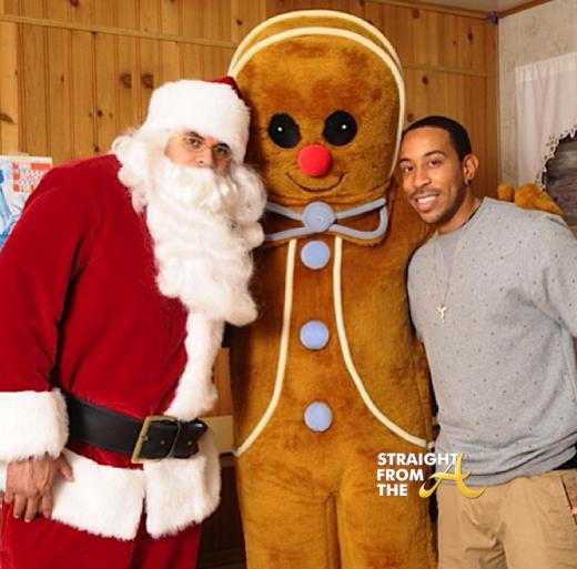 Ludacris Christmas 2013