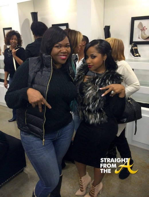 Michelle ATLien Brown Toya Wright