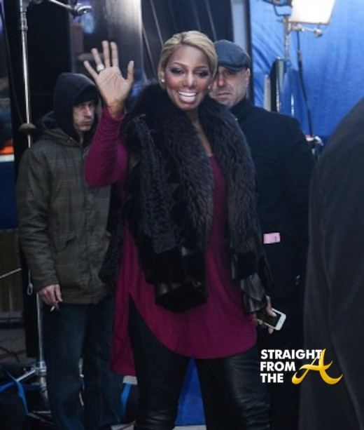Nene Leakes Good Morning America December 2013 StraightFromTheA 1