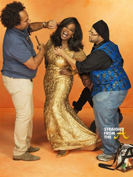 Oprah Winfrey Turns 60 O Magazine 2014 4
