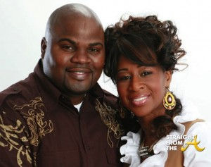 Pastors Brian and Domonique Scott