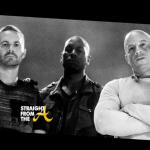 Paul Walker Tyrese Vin Diesel 1