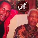 #TheAPod – R. Kelly Honors Nelson Mandela on Arsenio Hall Show [VIDEO] + New Music From Bobby V, Lil Scrappy & More…