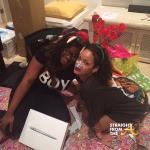 Rihanna Christmas 2013 5