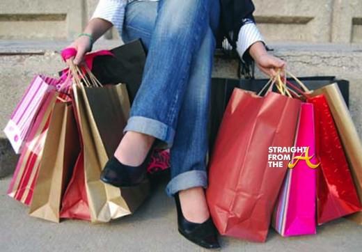 Shopping Spree StraightFromTheA 1