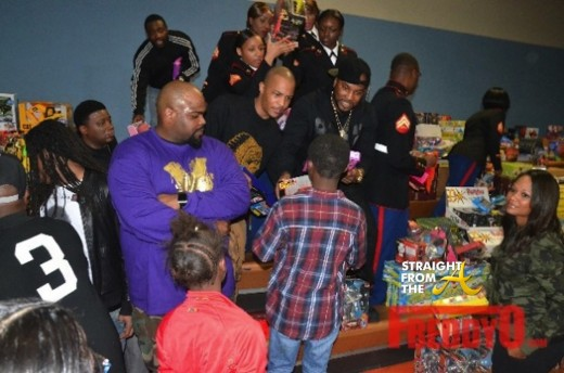 T.I. and Jeezy Give Back StraightFromTheA-5