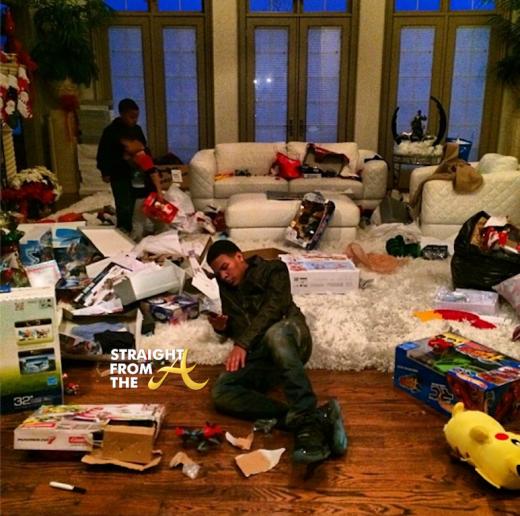 TI and Tiny Christmas 2013 3