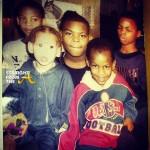 Waka Flocka BSM Family Photo