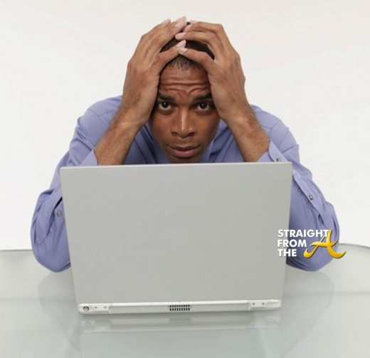 black-man-on-computer