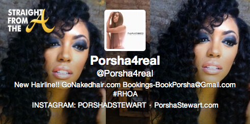 porsha stewart williams twitter