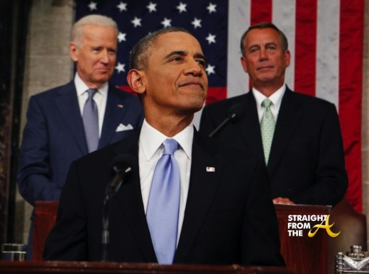 Barack Obama State of The Union 2014
