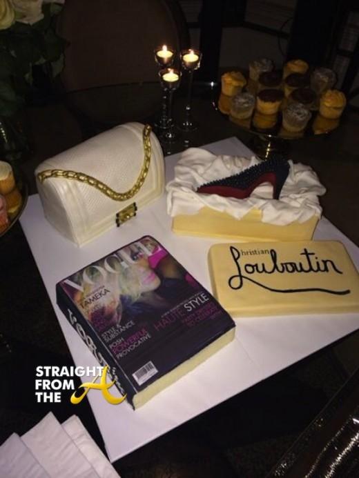 Tameka Raymond Birthday Cake