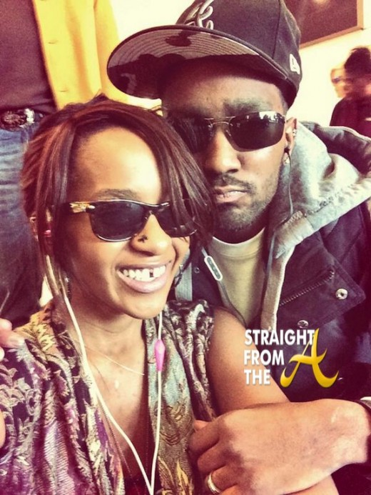 Bobbi Kristina Nick Gordon StraightFromTheA 4