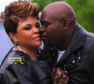 David and Tamela Mann StraightFromTheA