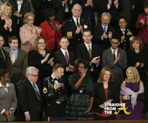 Michelle Obama State of The Union 2014 4 copy