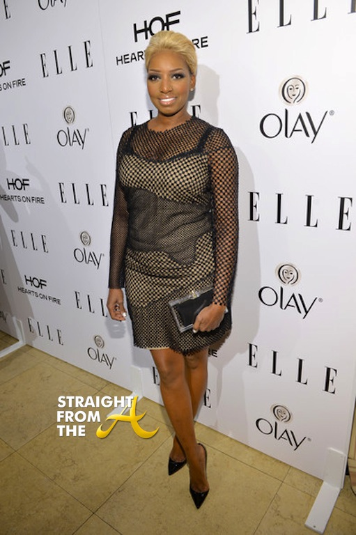 Nene Leakes Elle Women in Television 2014 4